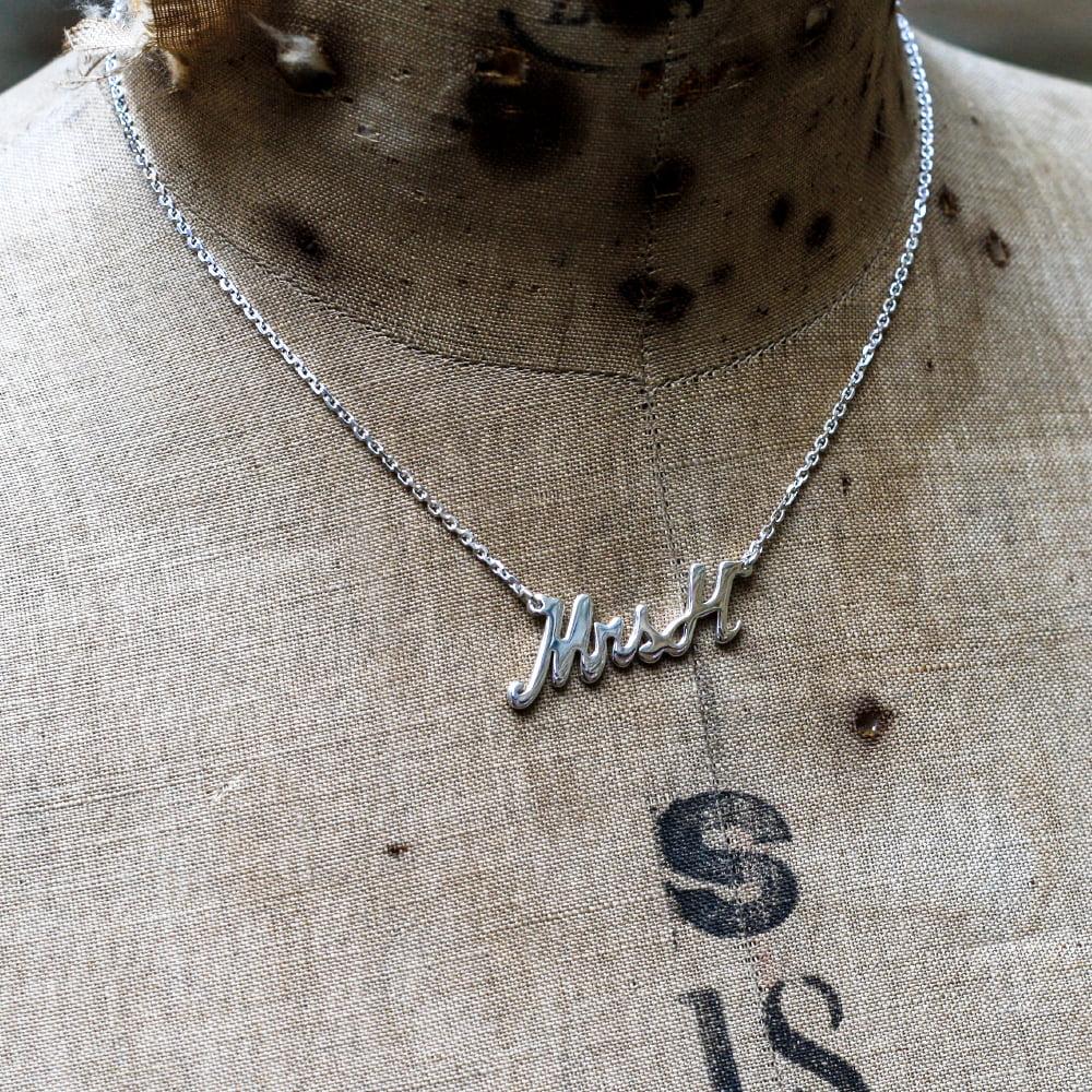 Personalised Handmade Jewellery