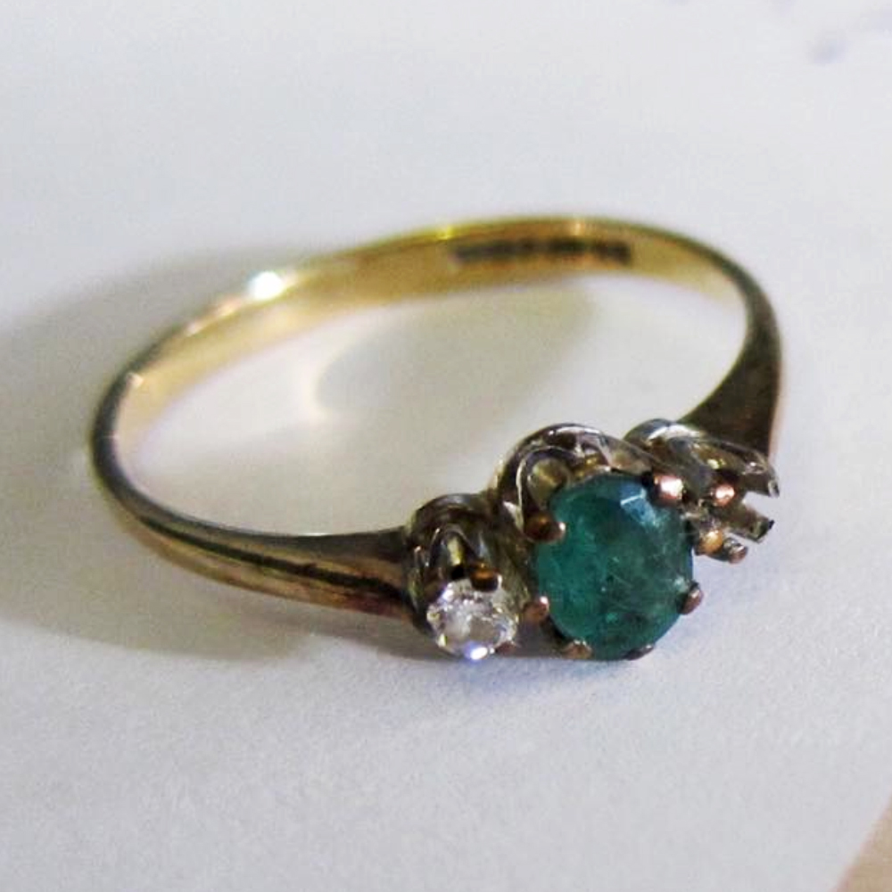 We specialise in remodelling old jewellery, which you may have lying unworn or broken in your jewellery box. Sentimental gold can always be recycled into something new, by Lulu & Charles Jewellery