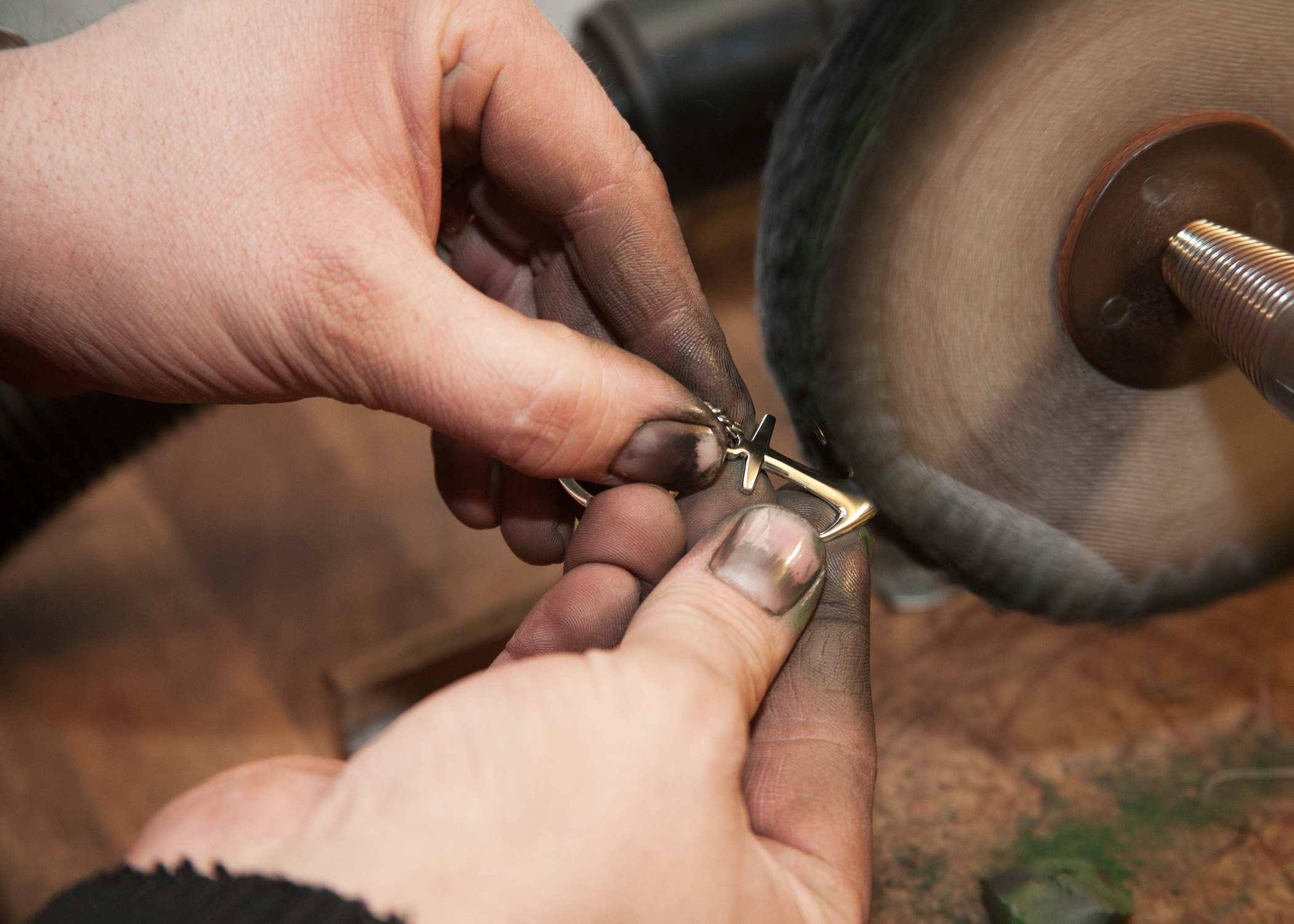 How to clean and polish silver & gold jewellery at Home, by LuLu & Charles Jewellery