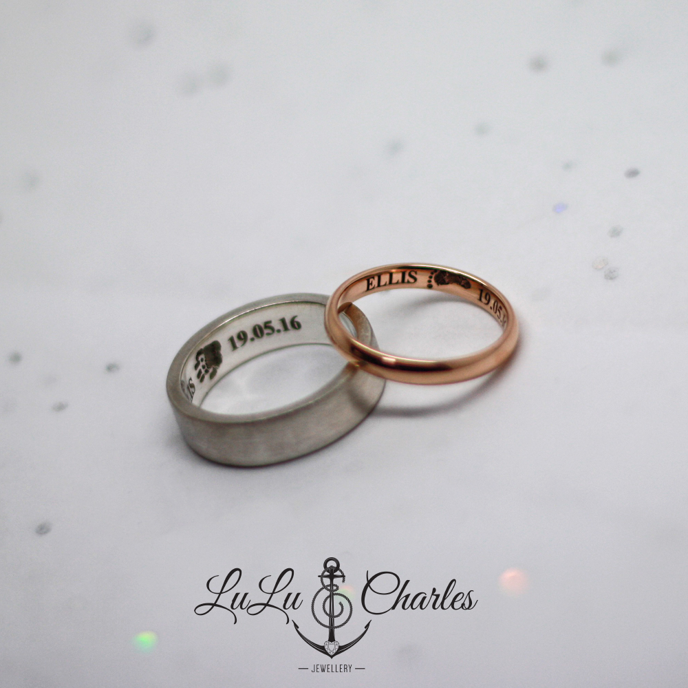 Handmade-Personalised-Cremation-Memorial-Rings-Containing-Ashes