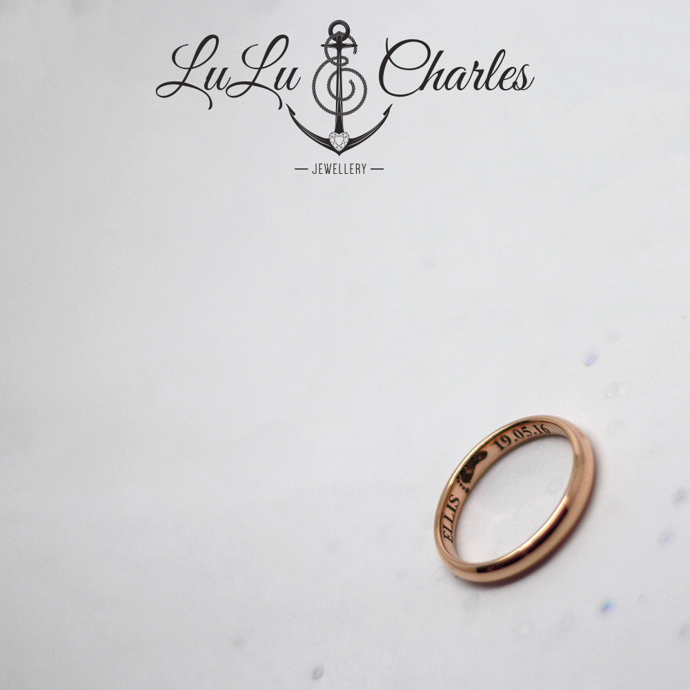 9ct-Rose-Gold-Personalised-Memorial-Ring-Containing-Ashes-UK