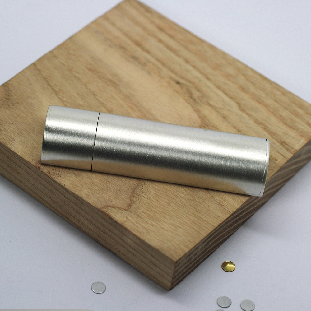 Handmade Bespoke Sterling Silver Pocket Toothpick Case, Holder, Handmade Bespoke Jewellery By LuLu and Charles Jewellery, uk